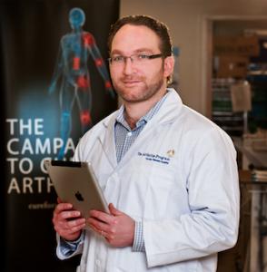 Christian Veillette - University of Toronto Orthopaedic