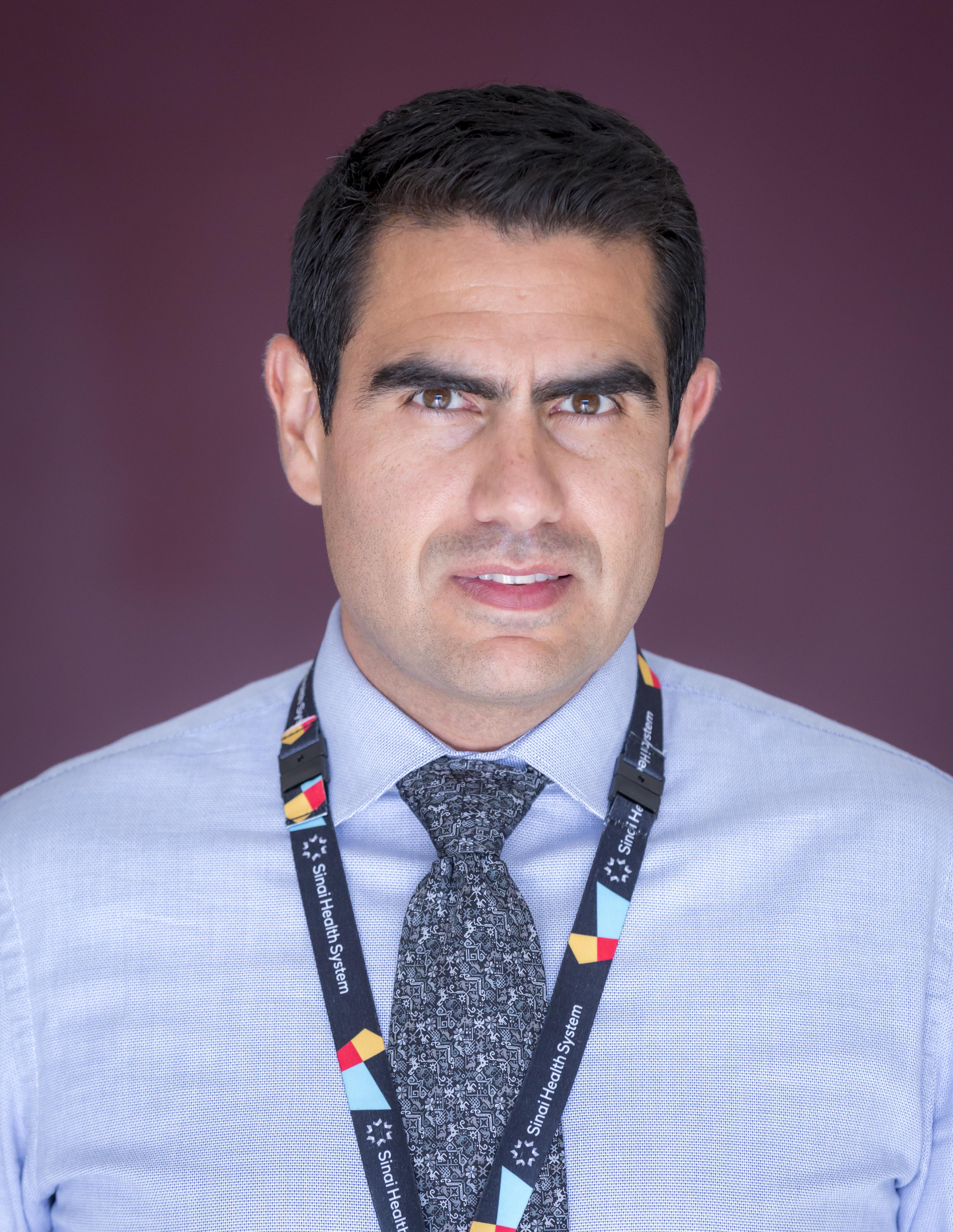 Federico Yanez-Siller